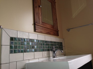 A 1920's Bathroom Restored