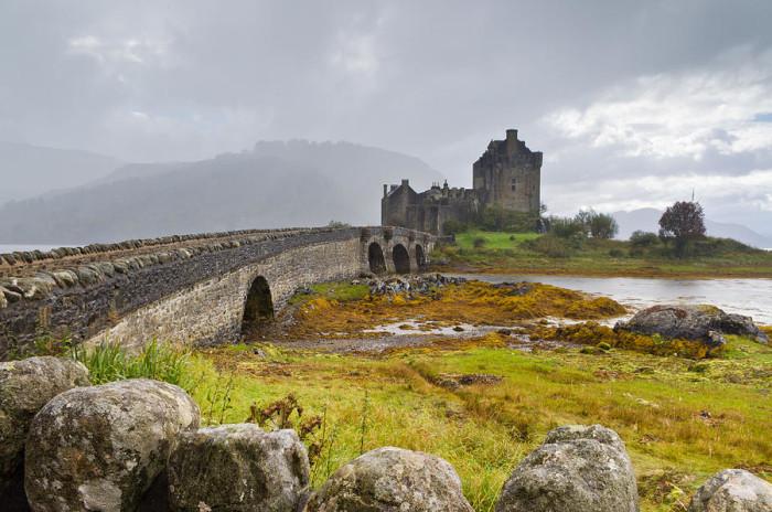 Images 6 - Eilean Donan Castle 2